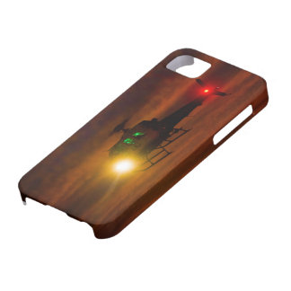 Sunset Rescue iPhone 5 Cover