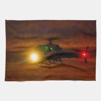 Sunset Rescue Kitchen Towel