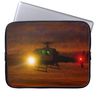 Sunset Rescue Laptop Sleeve