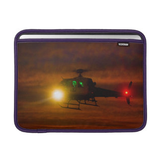 Sunset Rescue MacBook Sleeve