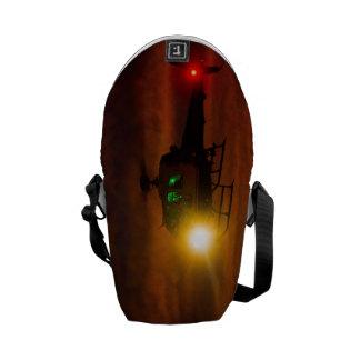 Sunset Rescue Messenger Bag