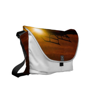 Sunset Rescue Messenger Bags