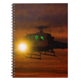 Sunset Rescue Notebooks
