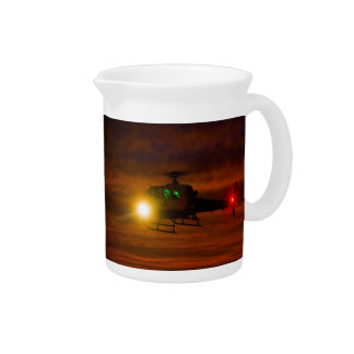 Sunset Rescue Pitcher