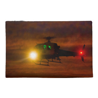 Sunset Rescue Travel Accessory Bag