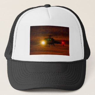 Sunset Rescue Trucker Hat