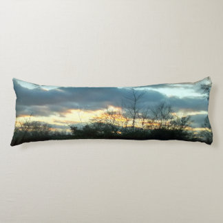 Sunset Ride - Body Pillow