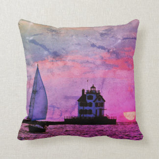 Sunset Sail Dream Pillow