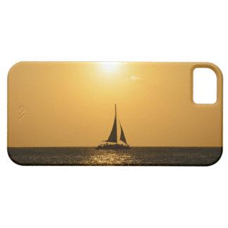 Sunset Sail iPhone 5 Case