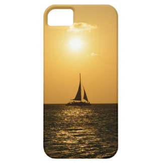 Sunset Sail iPhone 5 Cases
