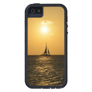 Sunset Sail iPhone 5 Covers