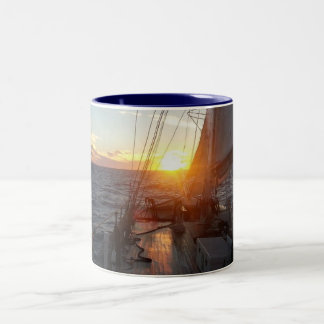 Sunset Sail Mug