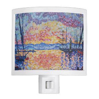 Sunset Sail Night Light
