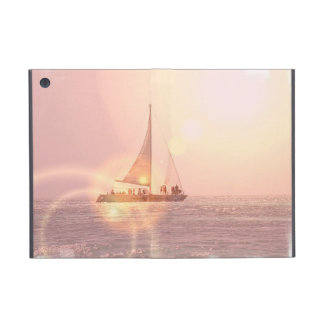 Sunset Sailboat Case For iPad Mini