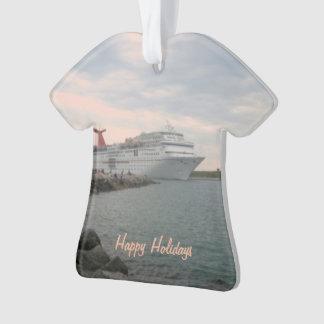 Sunset Sailing Ornament