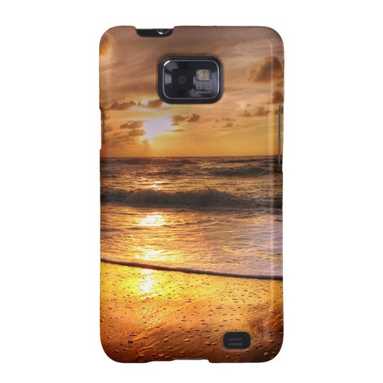 Sunset Samsung Galaxy S2 Covers