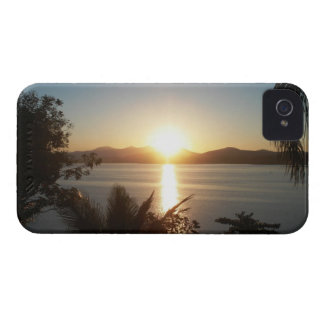 Sunset Saquarema RJ Case-Mate iPhone 4 Cases