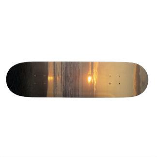 Sunset Scene Skate Board