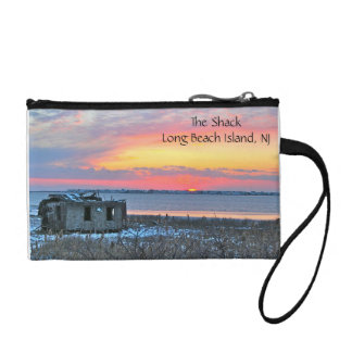 Sunset Shack Coin Purse