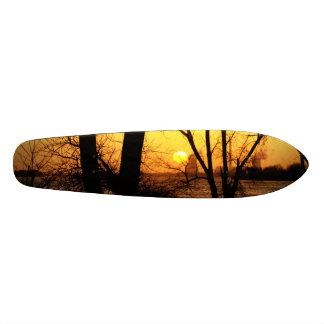 Sunset Skateboard