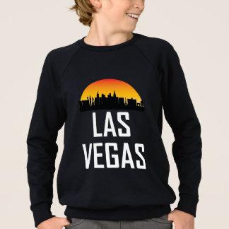 Sunset Skyline of Las Vegas NV Sweatshirt