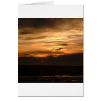 Sunset Smokey Haze Cards