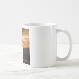 Sunset Smokey Haze Coffee Mugs
