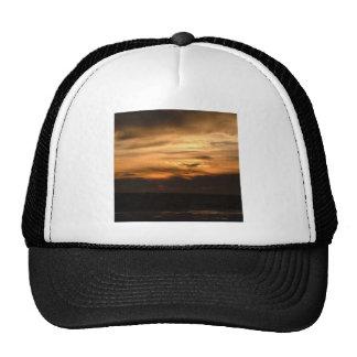 Sunset Smokey Haze Trucker Hat