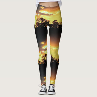 Sunset Soothey Leggings