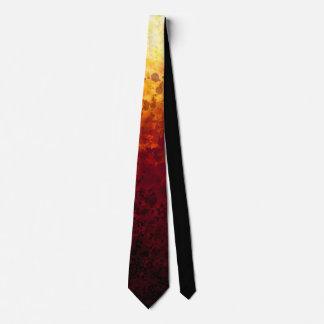 Sunset Spots -Tie Tie
