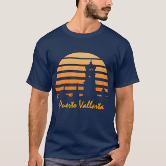 Sunset Stripes T-Shirt