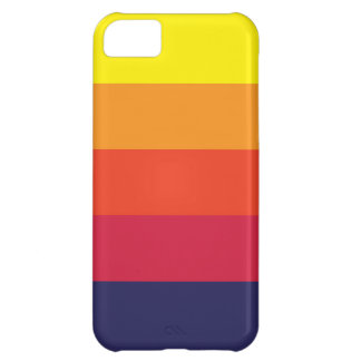 Sunset Summer iPhone 5C Case