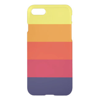 Sunset Summer iPhone 7/8 Clearly™ Deflector Case