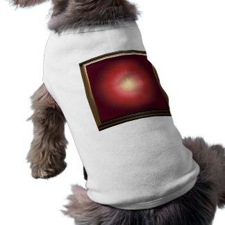 Sunset SunEnergy : Artist Created Graphics Doggie Tee Shirt