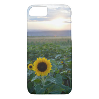 Sunset Sunflower iPhone 8/7 Case