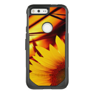Sunset & sunflower OtterBox commuter google pixel case