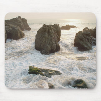Sunset Surf (Foam) Mouse Pad