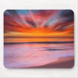 Sunset Tamarack Beach | Carlsbad, CA Mouse Pad