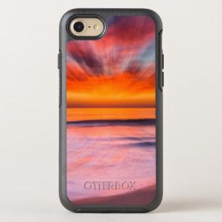 Sunset Tamarack Beach   Carlsbad, CA OtterBox Symmetry iPhone 8/7 Case