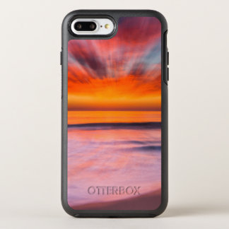 Sunset Tamarack Beach | Carlsbad, CA OtterBox Symmetry iPhone 8 Plus/7 Plus Case