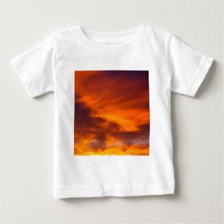 Sunset Tigger Sky Baby T-Shirt