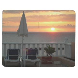 Sunset Travel Journal