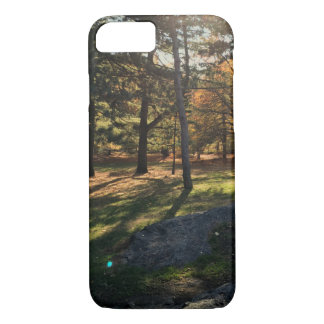 Sunset Trees iPhone 7 Case