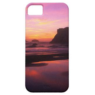 Sunset Twilight Reflections Oregon iPhone 5 Covers