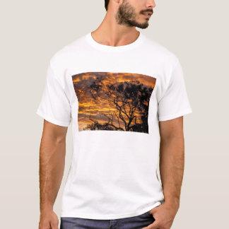 Sunset, Uluru-Kata Tjuta National Park, T-Shirt