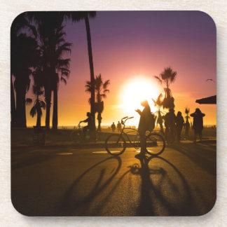 sunset Venice Coasters