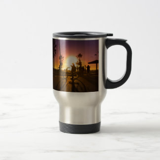 sunset Venice Travel Mug