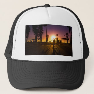 sunset Venice Trucker Hat
