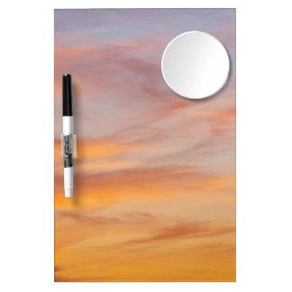 Sunset Vertical Dry Erase Board