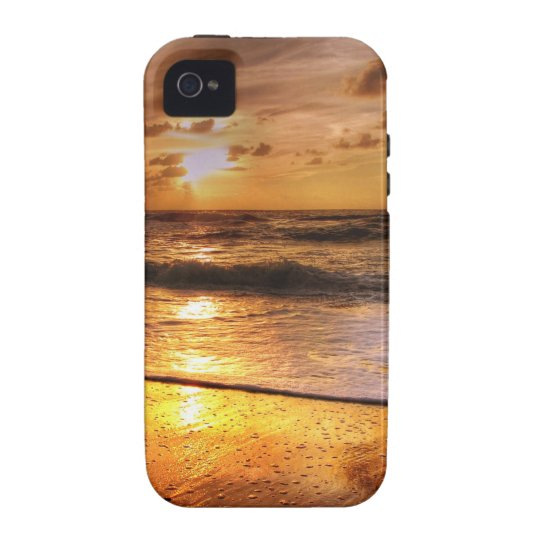 Sunset Vibe iPhone 4 Case